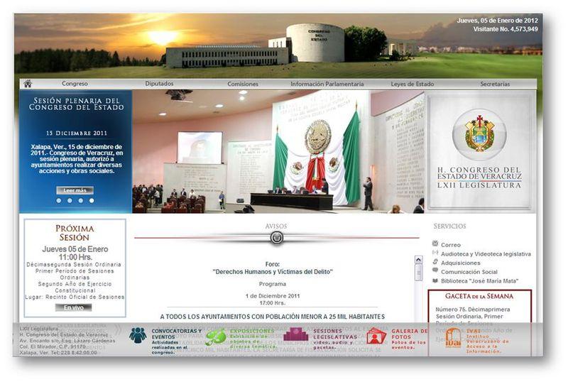 LXXII Legislatura Veracruz