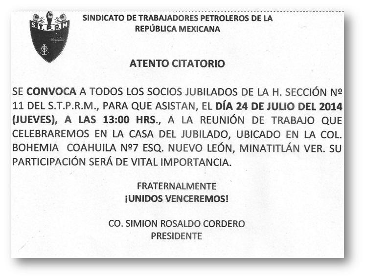 CitatorioSTPRM